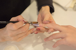 人工爪造形